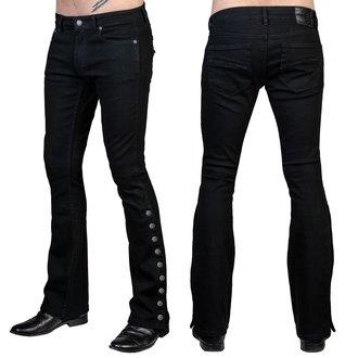 Herren Hose (Jeans) WORNSTAR - Hellraiser - Schwarz, WORNSTAR
