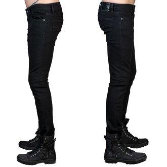 Herren Hose (Jeans) WORNSTAR - Rampager - Schwarz, WORNSTAR