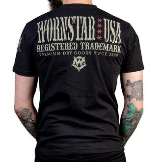 Herren T-Shirt Hardcore - HALO - WORNSTAR, WORNSTAR