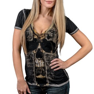 Damen T-Shirt Hardcore - Iconoclast - WORNSTAR - WSUSL-ICON
