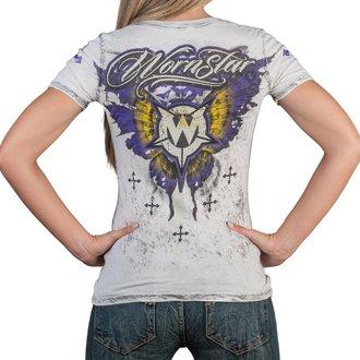 Damen T-Shirt WORNSTAR, WORNSTAR