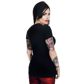 Damen T-Shirt - GRAVE ROBBER ZOMBIE XMAS VS HALLOWEEN BABYDOLL CHR - TOO FAST, TOO FAST