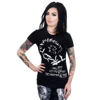 Damen T-Shirt gothic punk - BABYDOLL - TOO FAST, TOO FAST