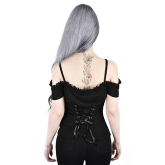 Damen T-Shirt - Ylva Bardot - KILLSTAR, KILLSTAR