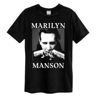 Herren T-Shirt Metal Marilyn Manson - Fists - AMPLIFIED, AMPLIFIED, Marilyn Manson