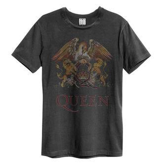 Herren T-Shirt Metal Queen - Full Colour - AMPLIFIED, AMPLIFIED, Queen