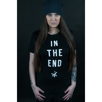 Herren T-Shirt Metal Linkin Park - In The End - URBAN CLASSICS, NNM, Linkin Park