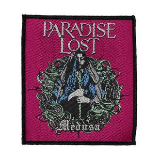 Aufnäher PARADISE LOST - MEDUSA - RAZAMATAZ, RAZAMATAZ, Paradise Lost