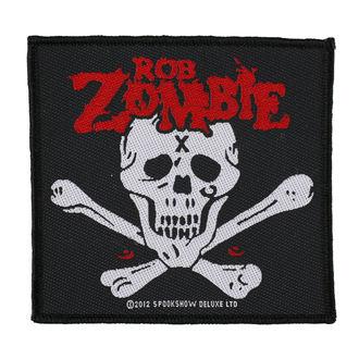 Aufnäher ROB ZOMBIE - DEAD RETURN - RAZAMATAZ, RAZAMATAZ, Rob Zombie