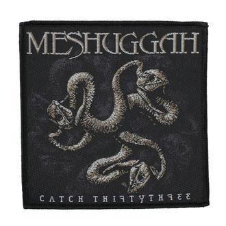 Aufnäher MESHUGGAH - CATCH 33 - RAZAMATAZ, RAZAMATAZ, Meshuggah