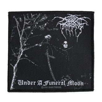 Aufnäher DARKTHRONE - UNDER A FUNERAL MOON - RAZAMATAZ, RAZAMATAZ, Darkthrone
