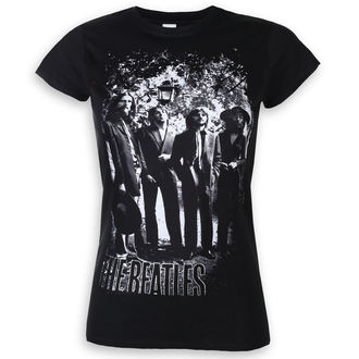 Damen T-Shirt Metal Beatles - Tittenhurst Lampost - ROCK OFF, ROCK OFF, Beatles