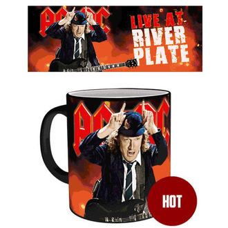 Tasse mit THERMOFOIL AC / DC - GB posters, GB posters, AC-DC