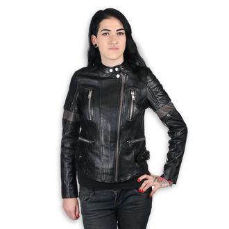 Damen Lederjacke AC-DC - MEGYN -