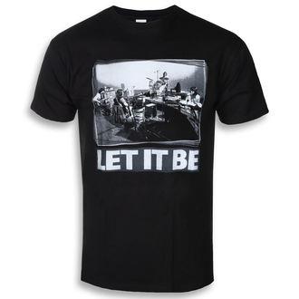 Herren T-Shirt Beatles - Let It Be Studio - ROCK OFF, ROCK OFF, Beatles