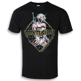 Herren T-Shirt Metal Iron Maiden - Somewhere In Time Diamond - ROCK OFF, ROCK OFF, Iron Maiden