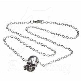 Halskette mit Anhänger ALCHEMY GOTHIC - Alchemist Amulet, ALCHEMY GOTHIC