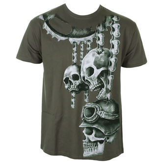 Herren T-Shirt - Zombie Defend Survive - ALISTAR