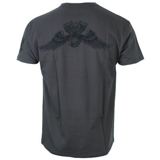 Herren T-Shirt - Motor Skulls - ALISTAR, ALISTAR