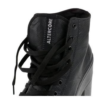 Damen Schuhe ALTERCORE - Roca - PU Schwarz