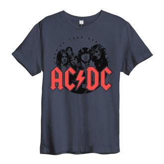 Herren T-Shirt Metal AC-DC - AMPLIFIED - AMPLIFIED, AMPLIFIED, AC-DC