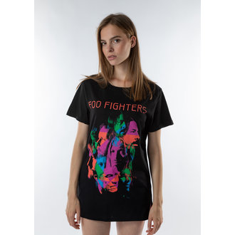 Herren T-Shirt Metal Foo Fighters - FOO FIGTHERS - AMPLIFIED, AMPLIFIED, Foo Fighters
