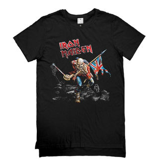 Unisex Metal T-Shirt Iron Maiden - AMPLIFIED - AMPLIFIED, AMPLIFIED, Iron Maiden