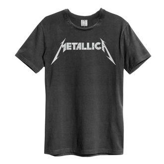 Herren T-Shirt Metal Metallica - LOGO - AMPLIFIED, AMPLIFIED, Metallica