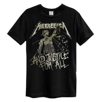 Herren T-Shirt Metal Metallica - And Justice For All - AMPLIFIED, AMPLIFIED, Metallica