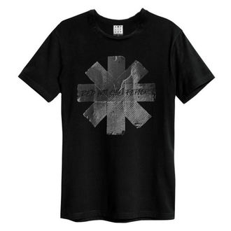 Herren T-Shirt Metal Red Hot Chili Peppers - Duct Tape - AMPLIFIED, AMPLIFIED, Red Hot Chili Peppers