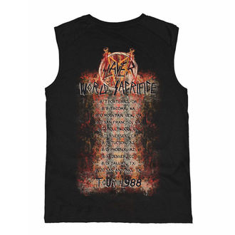 Herren Tanktop SLAYER - AMPLIFIED, AMPLIFIED, Slayer