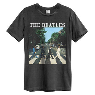Herren T-Shirt Metal Beatles - Abbey Road - AMPLIFIED, AMPLIFIED, Beatles