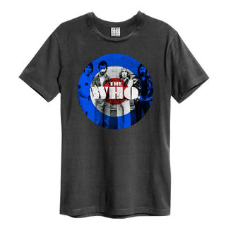 Herren T-Shirt Metal Who - AMPLIFIED - AMPLIFIED, AMPLIFIED, Who