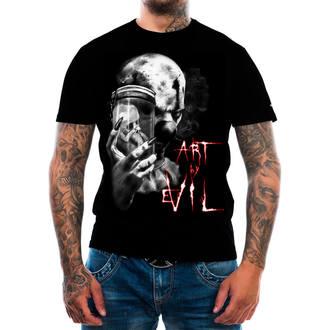 Herren T-Shirt - Andrey Skull 2 - ART BY EVIL, ART BY EVIL