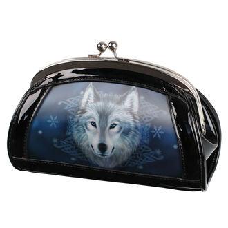 Handtasche (Tasche) ANNE STOKES - Wolf Spirit - Schwarz, ANNE STOKES