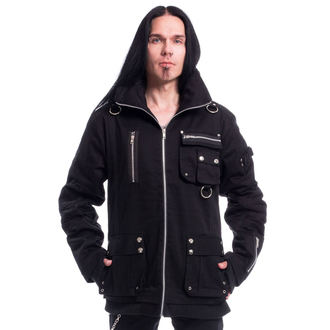 Herren Jacke Frühling/Herbst - ARSEN - CHEMICAL BLACK, CHEMICAL BLACK