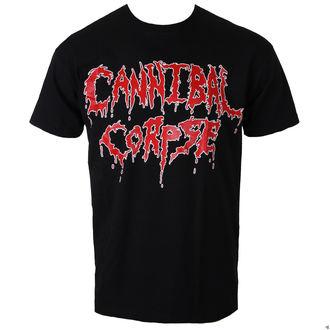 Herren T-Shirt Cannibal Corpse - Logo - NUCLEAR BLAST, NUCLEAR BLAST, Cannibal Corpse