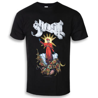 Herren T-Shirt Metal Ghost - Plaguebringer - ROCK OFF, ROCK OFF, Ghost