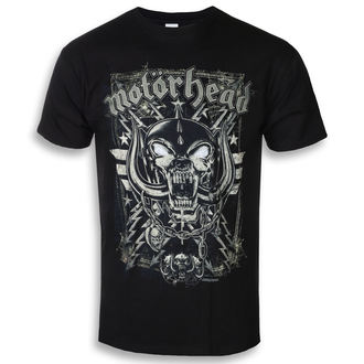 Herren T-Shirt Metal Motörhead - Spiderwebbed Warpig - ROCK OFF, ROCK OFF, Motörhead