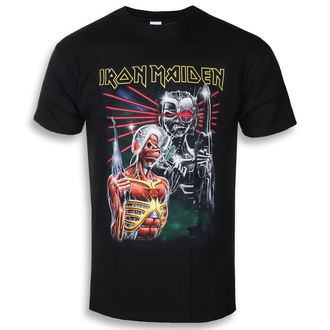 Herren T-Shirt Metal Iron Maiden - Terminate - ROCK OFF, ROCK OFF, Iron Maiden