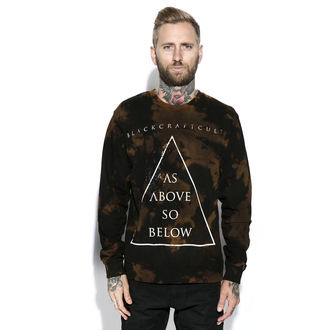 Herren Sweatshirt - As Above - BLACK CRAFT, BLACK CRAFT