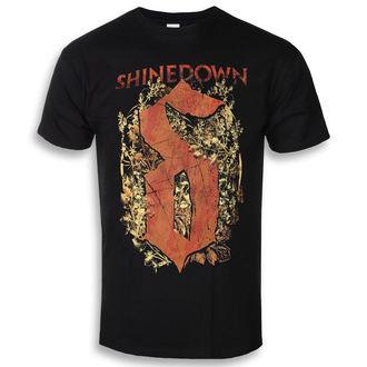 Herren T-Shirt Metal Shinedown - OVERGROWN - PLASTIC HEAD, PLASTIC HEAD, Shinedown