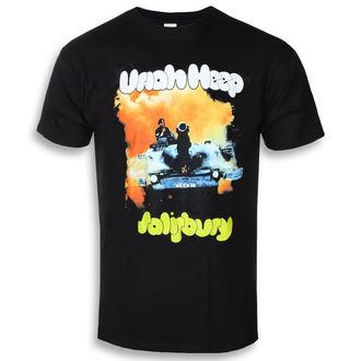 Herren T-Shirt Metal Uriah Heep - SALISBURY - PLASTIC HEAD, PLASTIC HEAD, Uriah Heep