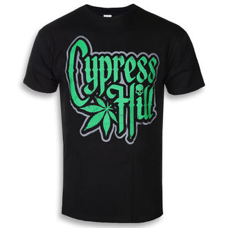 Herren T-Shirt Metal Cypress Hill - LOGO - PLASTIC HEAD, PLASTIC HEAD, Cypress Hill