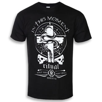 Herren T-Shirt Metal In This Moment - SERPENT LOGO - PLASTIC HEAD, PLASTIC HEAD, In This Moment