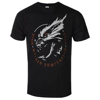 Herren T-Shirt Metal Within Temptation - DRAGON 1996 - PLASTIC HEAD - RTWTETSBDRA