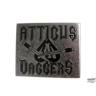 Gürtelschnalle  Leder Gürtel ATTICUS - Marylebone, ATTICUS