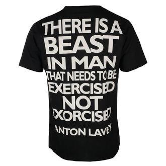 Unisex T-Shirt - LaVey - BELIAL, BELIAL