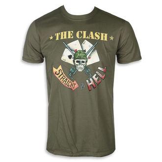 Herren T-Shirt Metal Clash - STRAIGHT ACES - PLASTIC HEAD, PLASTIC HEAD, Clash