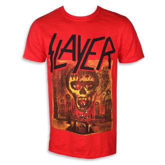 Herren T-Shirt Slayer - Seasons In The Abyss, PLASTIC HEAD, Slayer